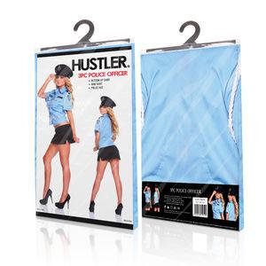 HUSTLER Skirts - Hustlers 2PC Naughty Police Mini Skirt Costume Set
